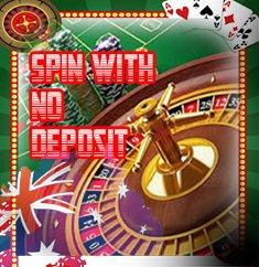 Spin with no deposit australiarealmoneycasino.com