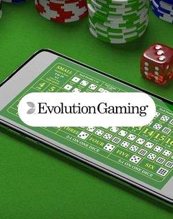 Evolution Gaming Casinos